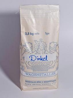 Dinkelmehl Type 1050 2,5 kg