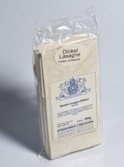 Dinkel-Lasagne