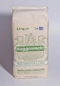 Roggenmehl Type 1150 2,5 kg