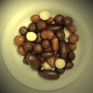 Schoko-Nußkernmischung - 200 g