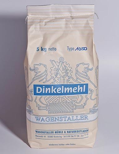 Dinkelmehl Type 1050 5 kg